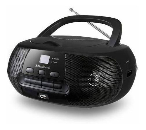 radio portátil bluetooth master g cm200