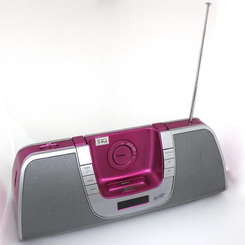radio portátil corneta