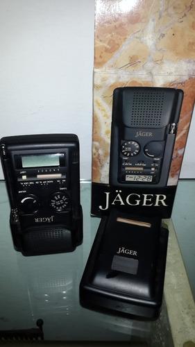 radio portatil jager.muy potente..ver video.san isidro