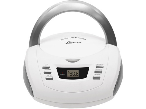 radio portátil lenoxx sound