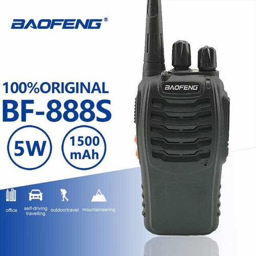 radio portatil trasmisor baofeng 888s tienda fisica caracas