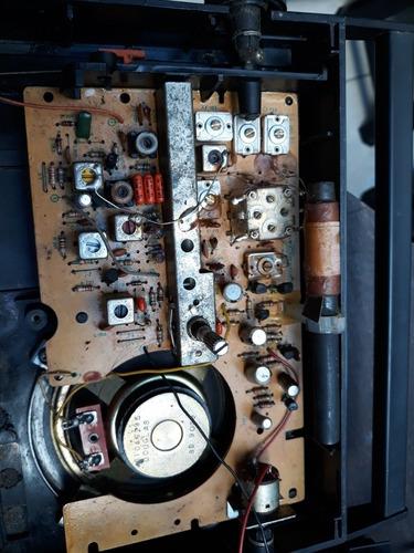 rádio portátil usado motoradio modelo rpm 65 6 faixas funcio