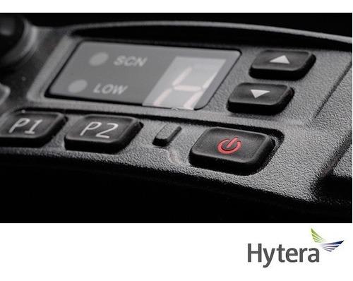 radio profesional movil hytera tm628h
