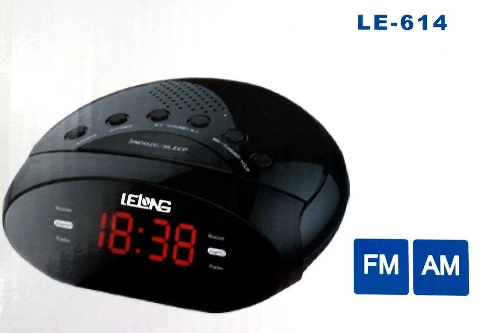 f7218248f0a radio relogio digital fm despertador duplo alarme bivolt. Carregando zoom.