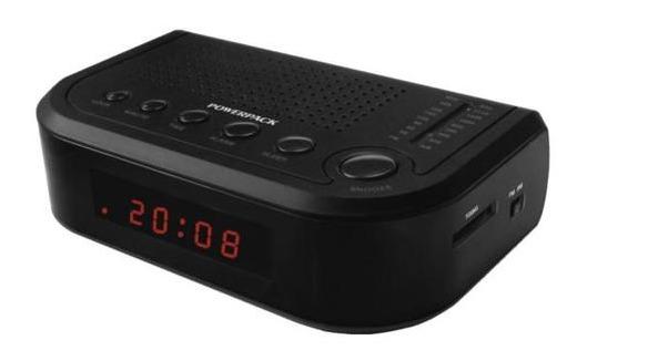 17d08438363 Rádio Relógio Sony Dream Machine Clock Radio Icf - C218 - R  119