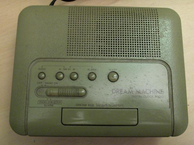 905b6b8a557 Rádio Relógio Sony Dream Machine Md Model Icf-c240 - R  55