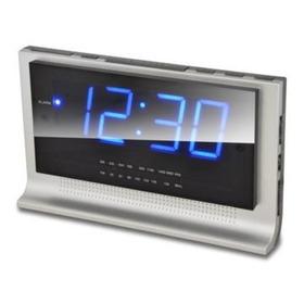 Radio Reloj Daewoo Alarma Led Grande Despertador Di 2614
