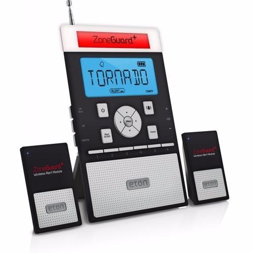 radio reloj despertador alerta sísmica descartada