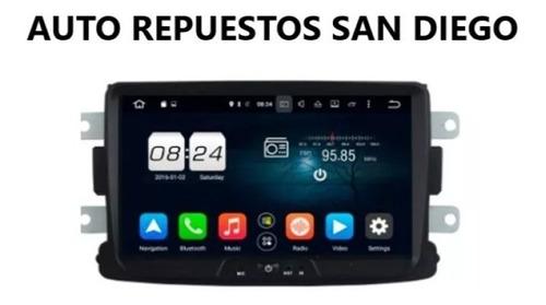 radio renault sandero dvd gps android 8 pulgadas