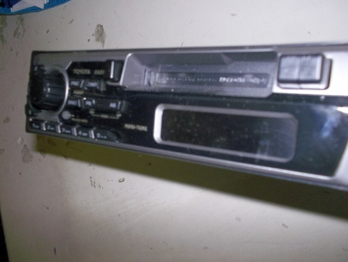 radio reproductor corolla 2002