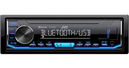 radio reproductor jvc kd-sx25bt bluetooth usb 55d