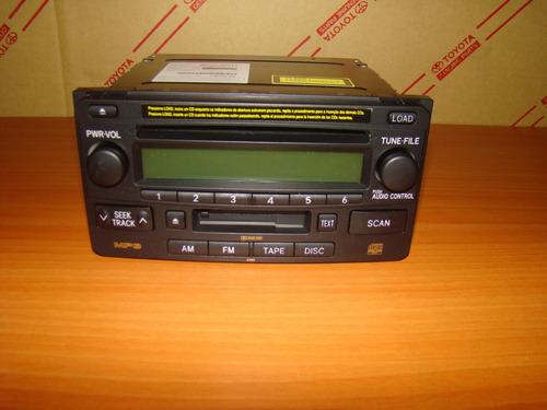 radio reproductor toyota roraima land cruiser original