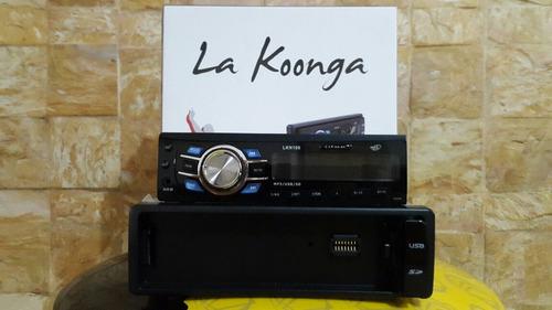 radio reproductor usb sd aux koonga nuevos tienda