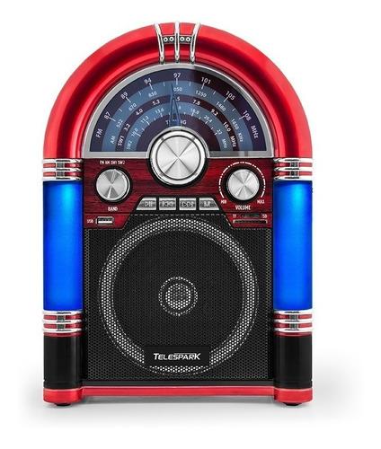rádio retrô vintage antigo am/fm usb micro sd e sd bluetooth