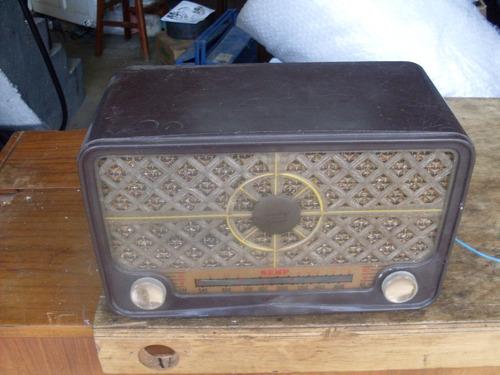 radio semp ac 122 a válvula