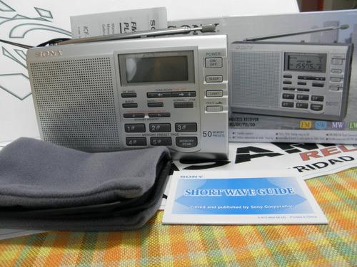 radio sony digital