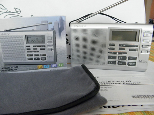 radio sony digital