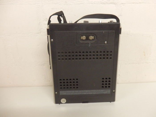 radio sony icf-5500m captain 55  4 bandas onda corta vintage