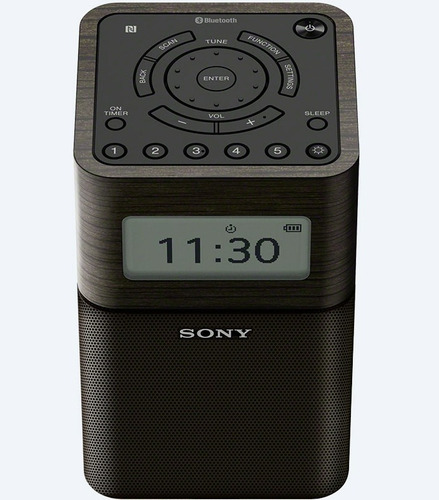 radio sony parlante bluetooth® recargable am / fm estereo***