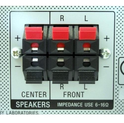 radio sony str-k790 home theater systems bluetooth ( usado )