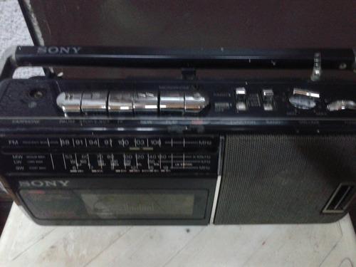 radio sony un solo parlante de los 90