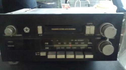 radio stereo cassette