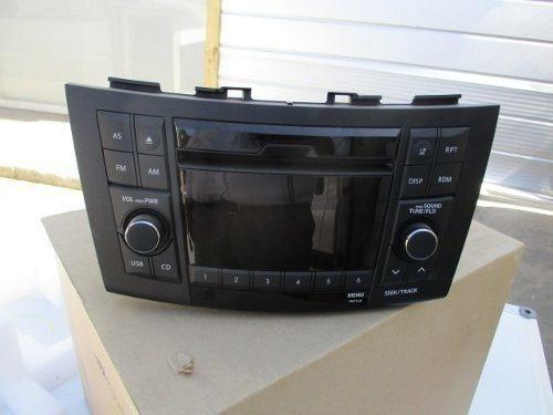 radio suzuki swift original  oferta sin uso