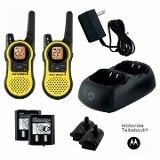 rádio talkabout motorola radios de 2vias  mh230 23/37