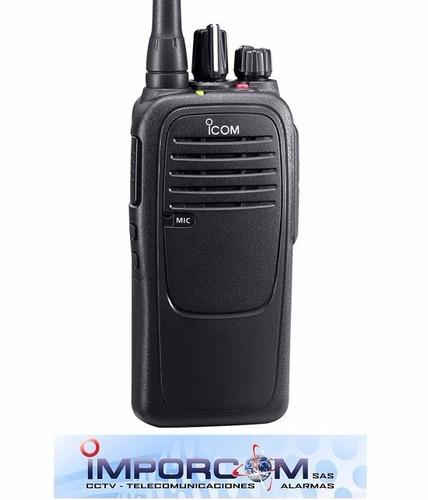 radio telefono icom f1000 vhf sumergible japones nuevo 2 mts