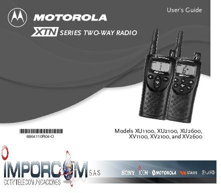 radio telefono motorola radio