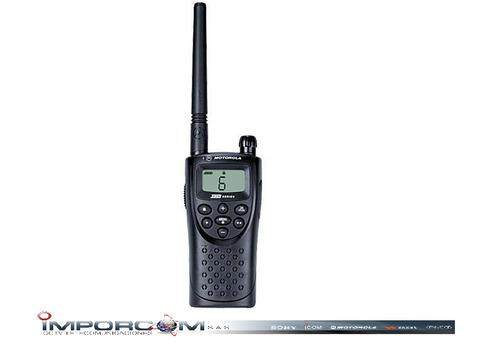 radio telefono motorola xtn uhf o vhf se incluye 1 radio