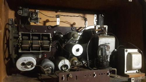 radio telefunken 39 - onda corta/larga - original - funciona