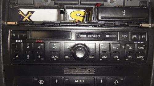 radio toca fita original audi a3 1.8 2001 usado original