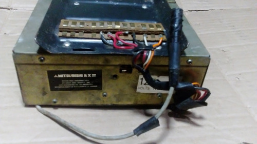 radio toca fitas -am/fm mitsubishi rx 77  nao motoradio/cce