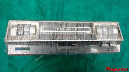 rádio toca fitas mecca stereo mcr-6000