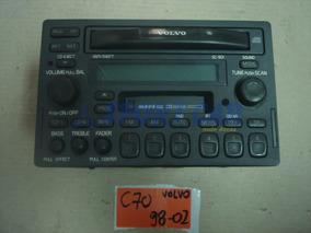 Rádio Toca Fitas Volvo C70 98 À 02 - Sport Car