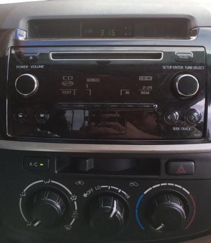 radio toyota original hilux frete gratis!