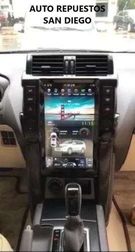 radio toyota prado gps 2010 2013 android 13.6 pulgadas