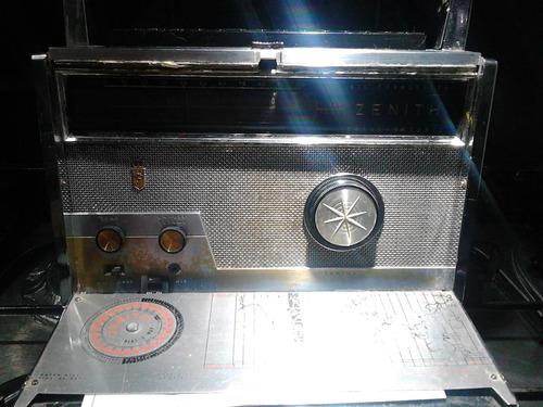 radio transistor antiguo zenith royal d1000 transoceanico