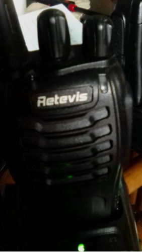 radio transmisor 16ch modelo retevis h-777 400-470mhz uhf-fm
