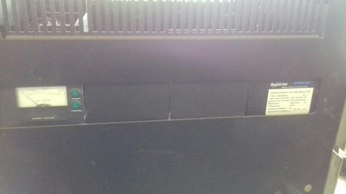 radio transmisor 5kw omb, cable heliax, regulador de voltaje