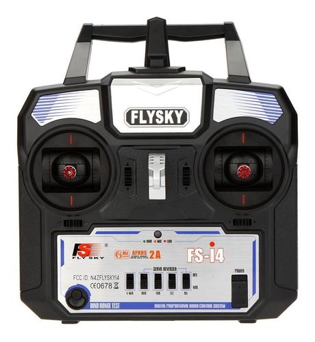 radio transmisor flysky fs-i4 afhds 2a 2.4ghz de 4 canales