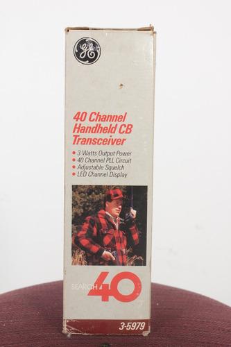 radio transmisor g/e  40 canales profesional led display