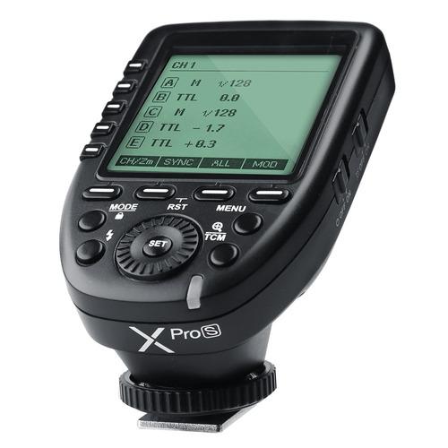 radio transmisor godox inalambrico 2.4ghz xpro para sony