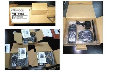 radio transmisor portatil kenwood nuevos
