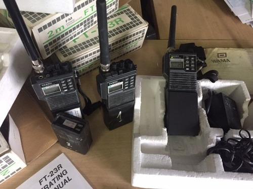 radio transmisor yaesu