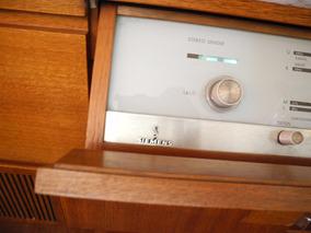 Radio Tubos Siemens Konzertmeister Rp 81 No Saba Grundig
