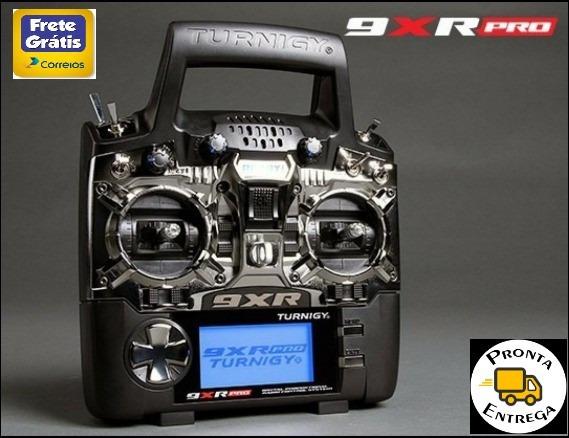 Radio Turnigy 9xr Pro+cartão Msd 4gb 369,00 A Vista