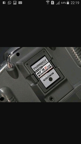 radio turning 9x 8ch 2.4ghz + receptor