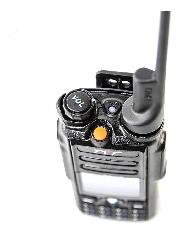 Radio Tyt Digital E Analogico Dmr Dual Band Vhf E Uhf